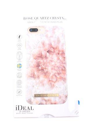 Ideal of Sweden Hoesje voor mobiele telefoons wit-roze prints met een thema