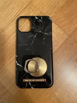 Ideal of Sweden Mobile Phone Case dark blue-gold-colored