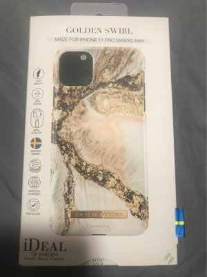 Ideal of Sweden Mobile Phone Case gold-colored