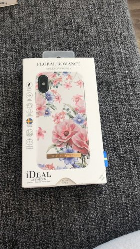 iDeal of Sweden - IPhone X Cover - Floral Romance
