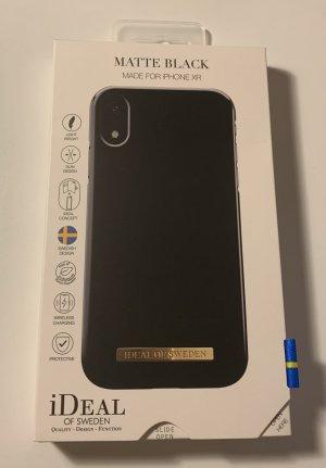 Ideal of Sweden Matte Black Handyhülle IPhone XR
