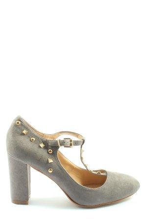 ideal shoes T-Steg-Pumps