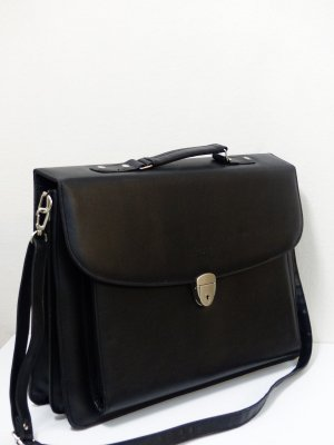 College Bag black-silver-colored mixture fibre
