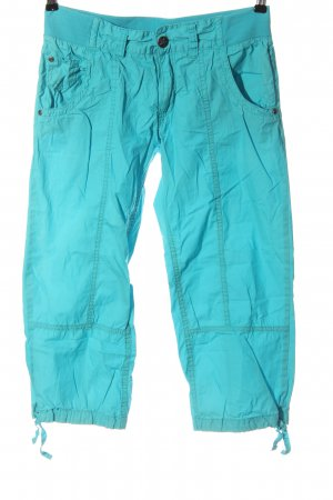 Identic 3/4 Length Trousers blue casual look