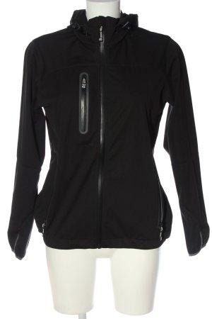 Identity Sports Jacket black casual look