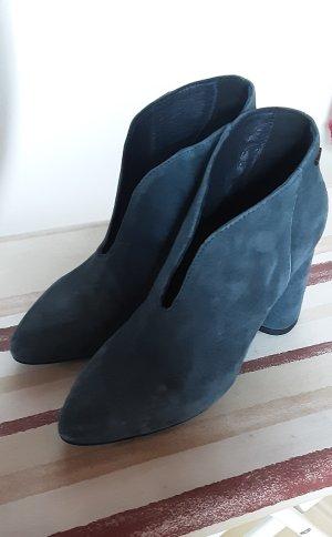 Igi&co Stivaletto slip-on grigio scuro Pelle