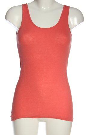 iheart Top básico rojo look casual