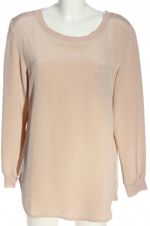 iheart Long-Bluse creme Casual-Look