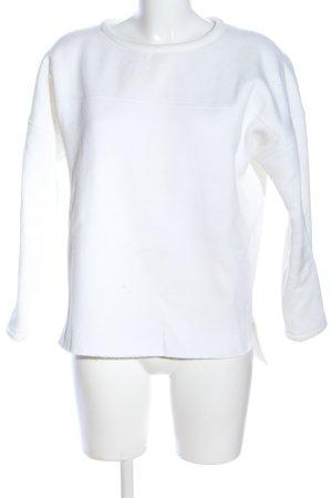 iheart Maglione oversize bianco stile casual