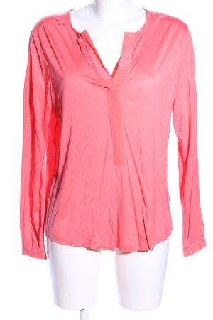 iheart Camicetta da notte rosa stile casual