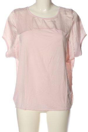 iheart Blusa in seta rosa stile casual