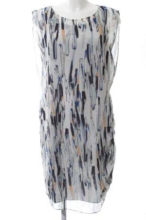 iheart Mini vestido multicolor Seda