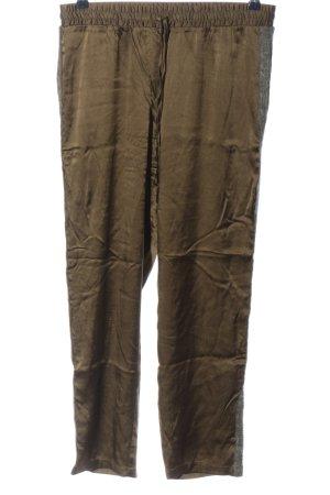 iheart Pantalone jersey bronzo stile casual