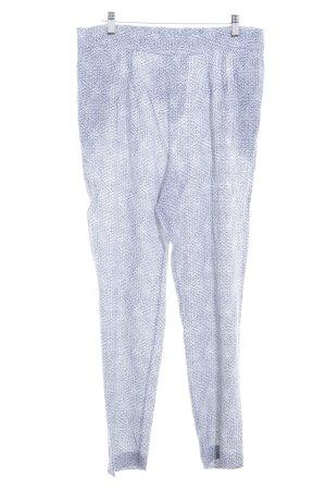 iheart Pantalone jersey motivo astratto stile casual