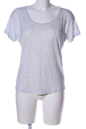 iheart T-Shirt hellgrau meliert Casual-Look