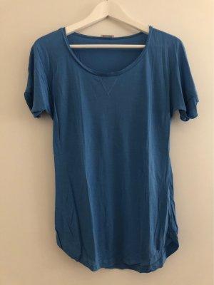 iheart T-shirt blu fiordaliso-blu neon