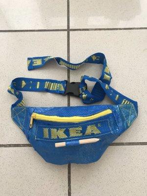 IKEA Riñonera azul-amarillo