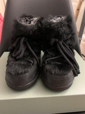 Ikkii Bottes de neige noir