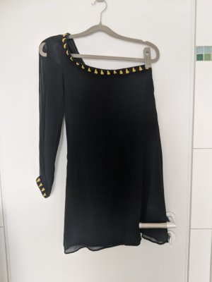 IKKS asymmetrische Cocktail Kleid XS