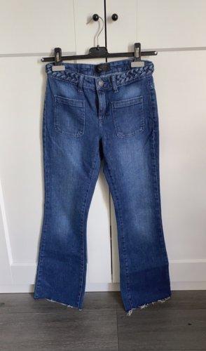 Ikks Jeans svasati blu-blu scuro