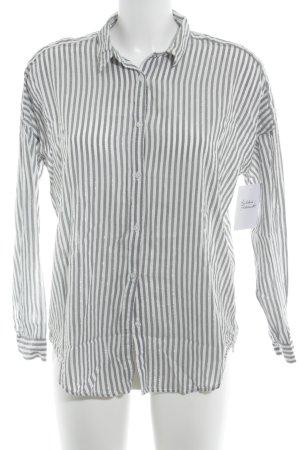 Ikks Hemd-Bluse Streifenmuster Business-Look