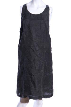 Ikks Mini vestido negro look casual