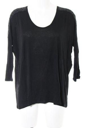 Ikks Oversized Shirt schwarz Casual-Look