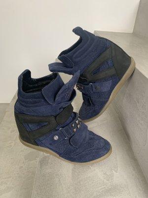 Ikks Heel Sneakers multicolored