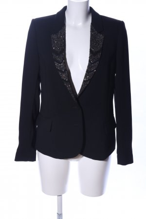 Ikks Smoking-Blazer schwarz Business-Look