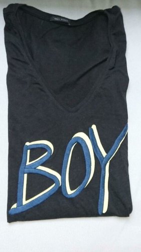 IKKS T-Shirt, Boy, Luxus, Franz Design, Gr. S, Neu