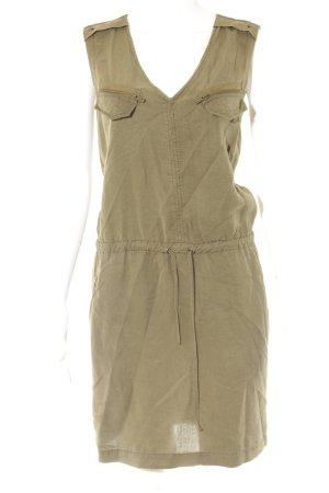 Ikks Trägerkleid khaki-olivgrün Casual-Look
