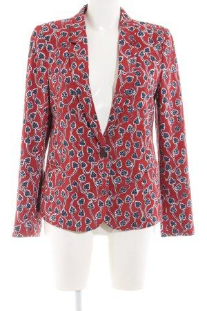 Ikks Tweedblazer abstraktes Muster Elegant
