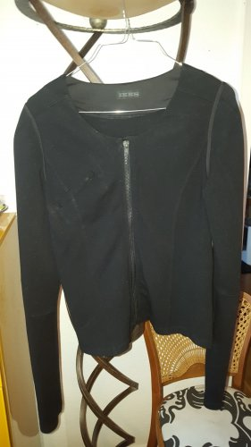 IKKS Weekend Sweatjacke schwarz Gr.36 (38)
