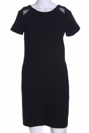 IKKS WOMEN Shirtkleid schwarz Business-Look
