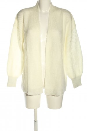 IKKS WOMEN Strickjacke creme Casual-Look