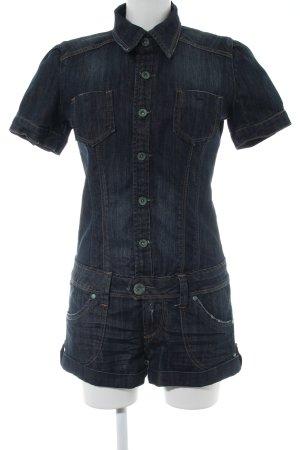 Il Dolce Jumpsuit blau Casual-Look