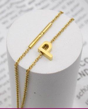 Naszyjnik w kolorze różowego złota