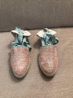 Ilse Jacobsen Espandrillos Schuhe Sommerschuhe Plareau 40,5
