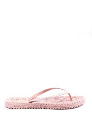Ilse jacobsen Flip Flop Sandalen pink Casual-Look