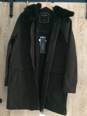 Ilse jacobsen Between-Seasons-Coat black