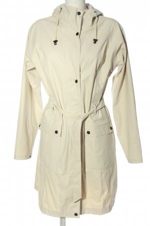 Ilse jacobsen Raincoat cream casual look