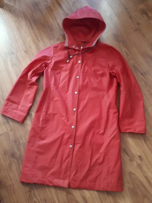 Ilse jacobsen Heavy Raincoat raspberry-red-magenta