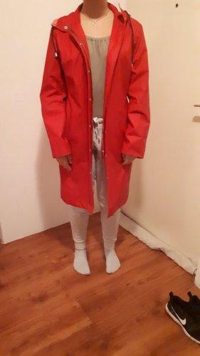Ilse jacobsen Heavy Raincoat neon red-raspberry-red
