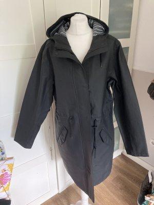 Ilse jacobsen Heavy Raincoat black