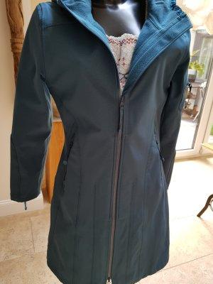 Ilse jacobsen Manteau à capuche bleu