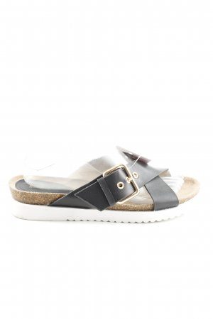 "Ilse jacobsen Beach Sandals ""von MICHA Ø."" black"