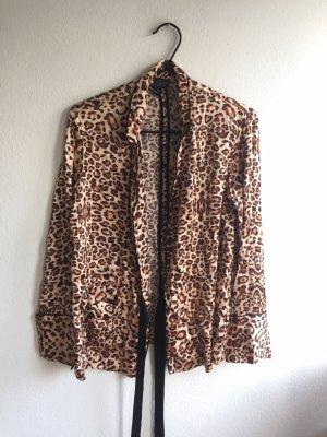Im Pyjama Style Bluse von Topshop