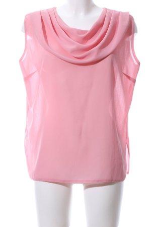 Image Wasserfalltop pink Business-Look