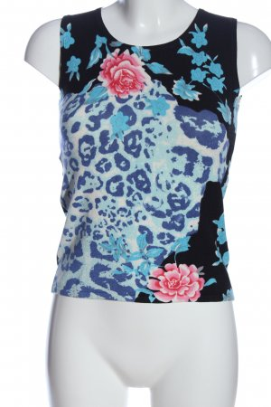 Imagini Knitted Top abstract pattern casual look