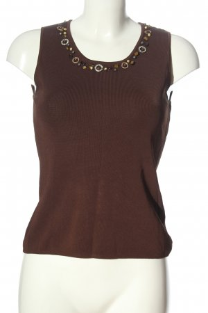 Imagini Knitted Top red casual look